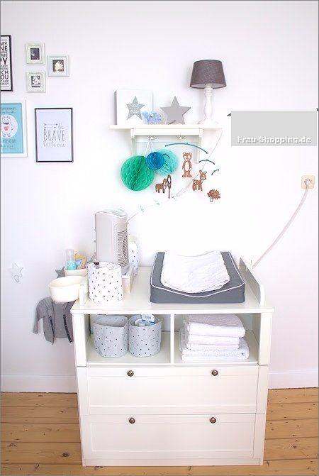 baby erstausstattung - was braucht man wirklich - am wickeltisch, Schlafzimmer