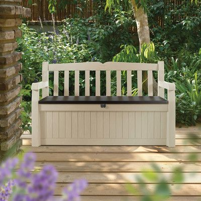 Patio Storage Benches Box Seats Deck Boxes Featured Here Are
