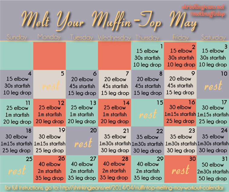 Exercise Plan For Beginners At Home