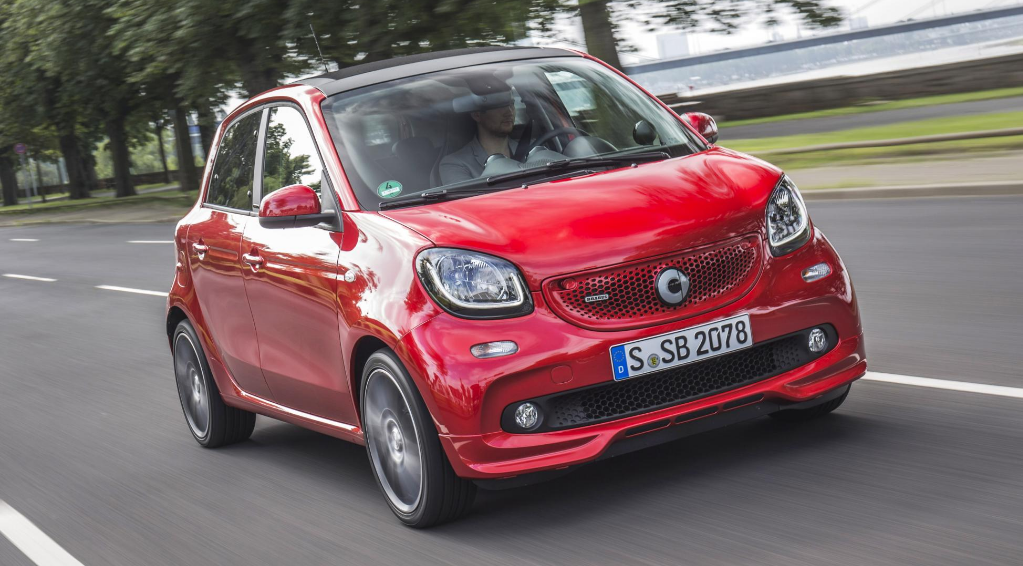 2018 Smart Forfour Brabus Release date, Performance, Specs ...
