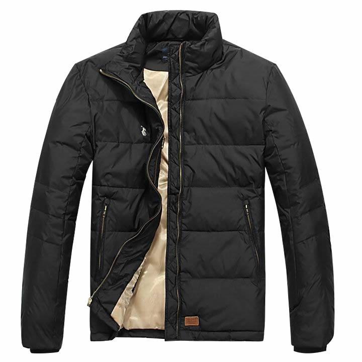 The Best Mixture Polo Men's Winter Coat