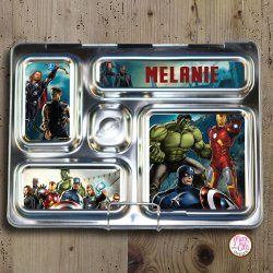 PlanetBox Rover Magnets - Avengers [Avengers magnets - Rover] - $5.00