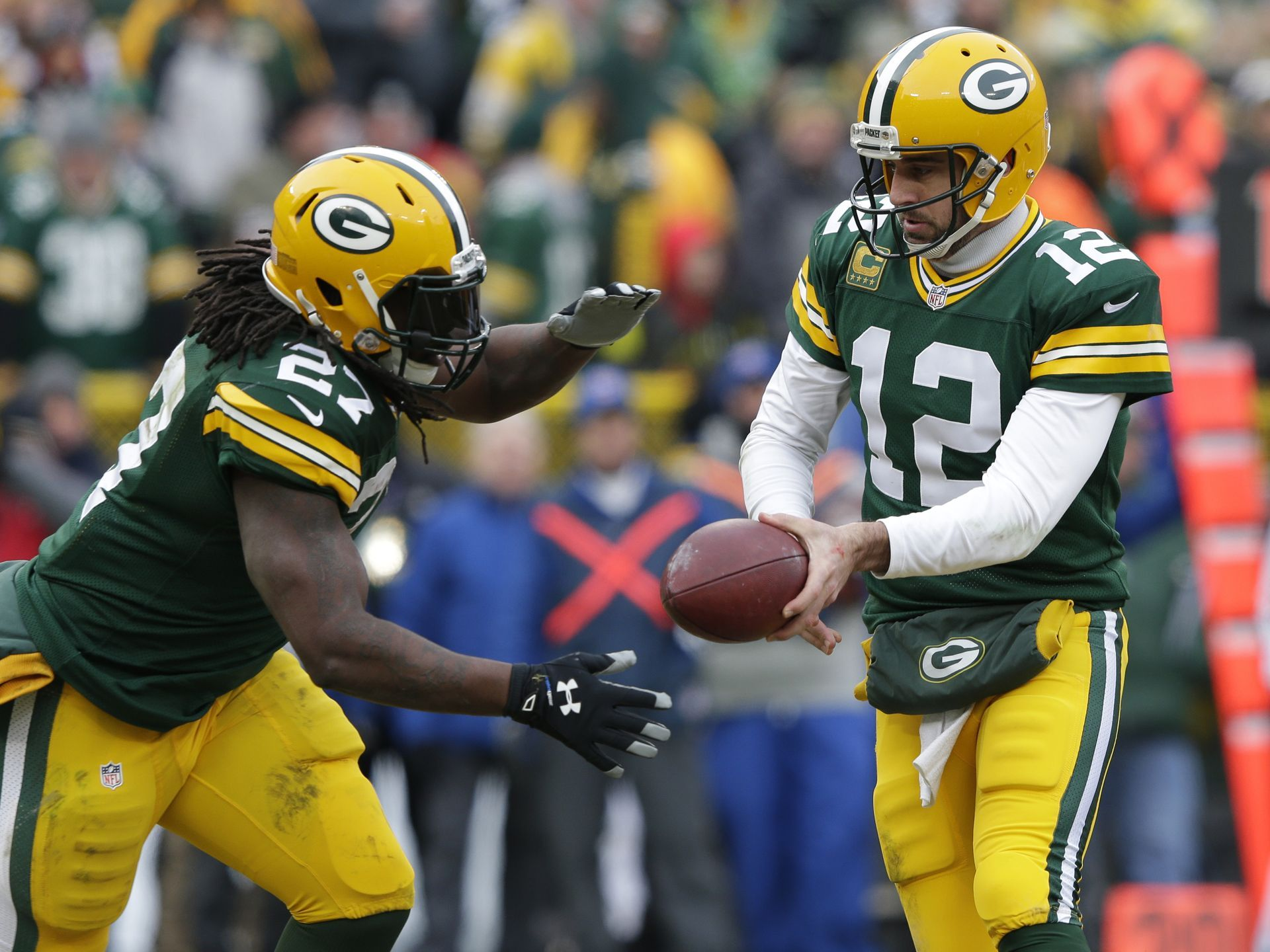 Nfc Divisional Playoff Packers 26 Cowboys 21 Green Bay Packers Packers Nfc