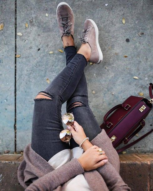 Account Suspended. Sneakers Outfit CasualBlack Shoes SneakersGrey ...
