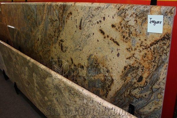 Prefabricated Granite Countertops   Brazilian Jaguar