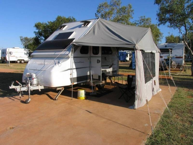 Pin by Linda Miller on Camping   A frame camper, Trailer ...