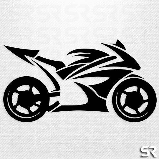 Motorcycle Decal Sports Bike Decal Tribal Motorcycle Decals