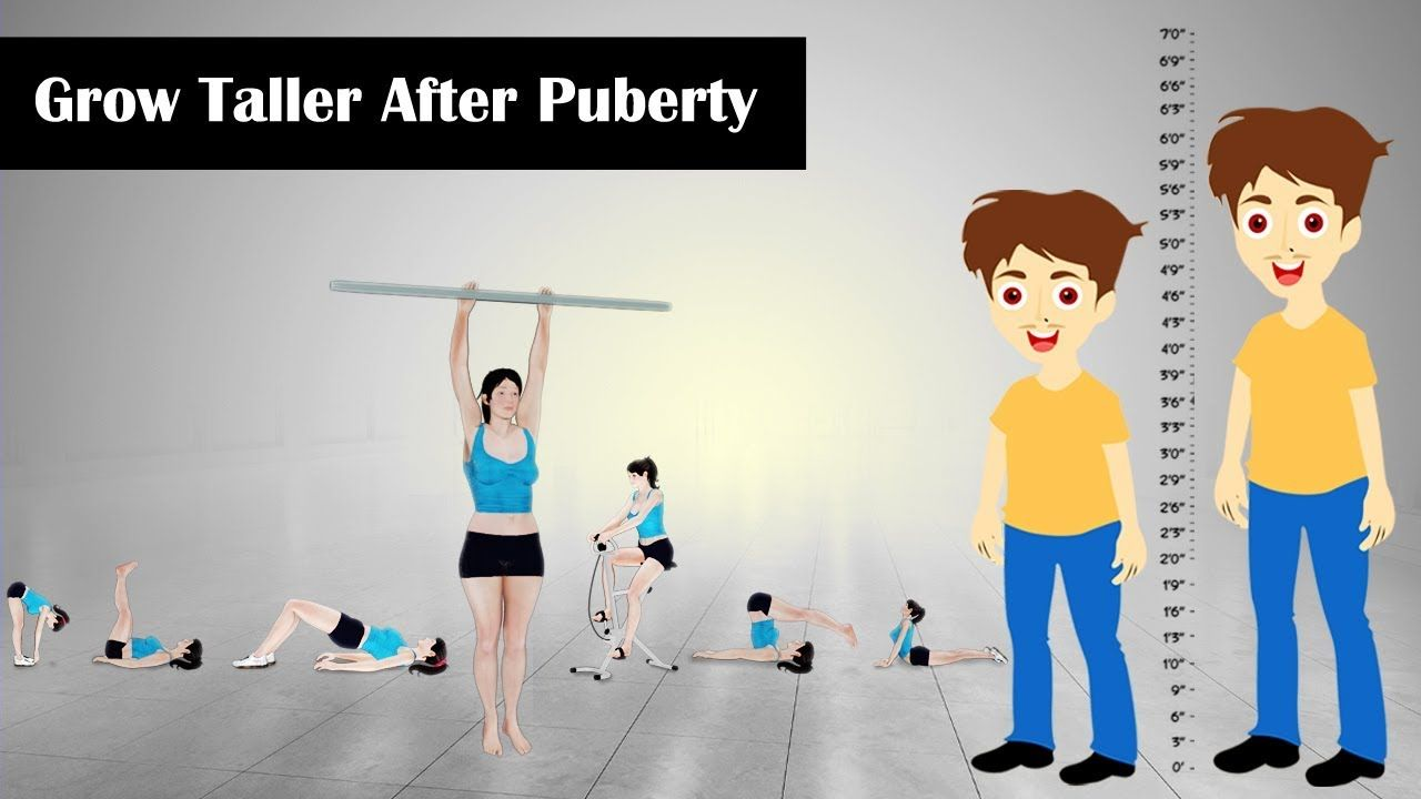 10 Effective Exercises To Increase Height After Puberty (Grow Taller)
