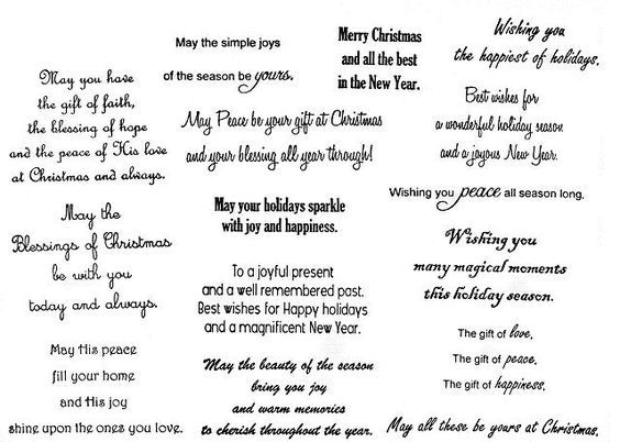 funny pictures christmas greeting card verses and sentiments card