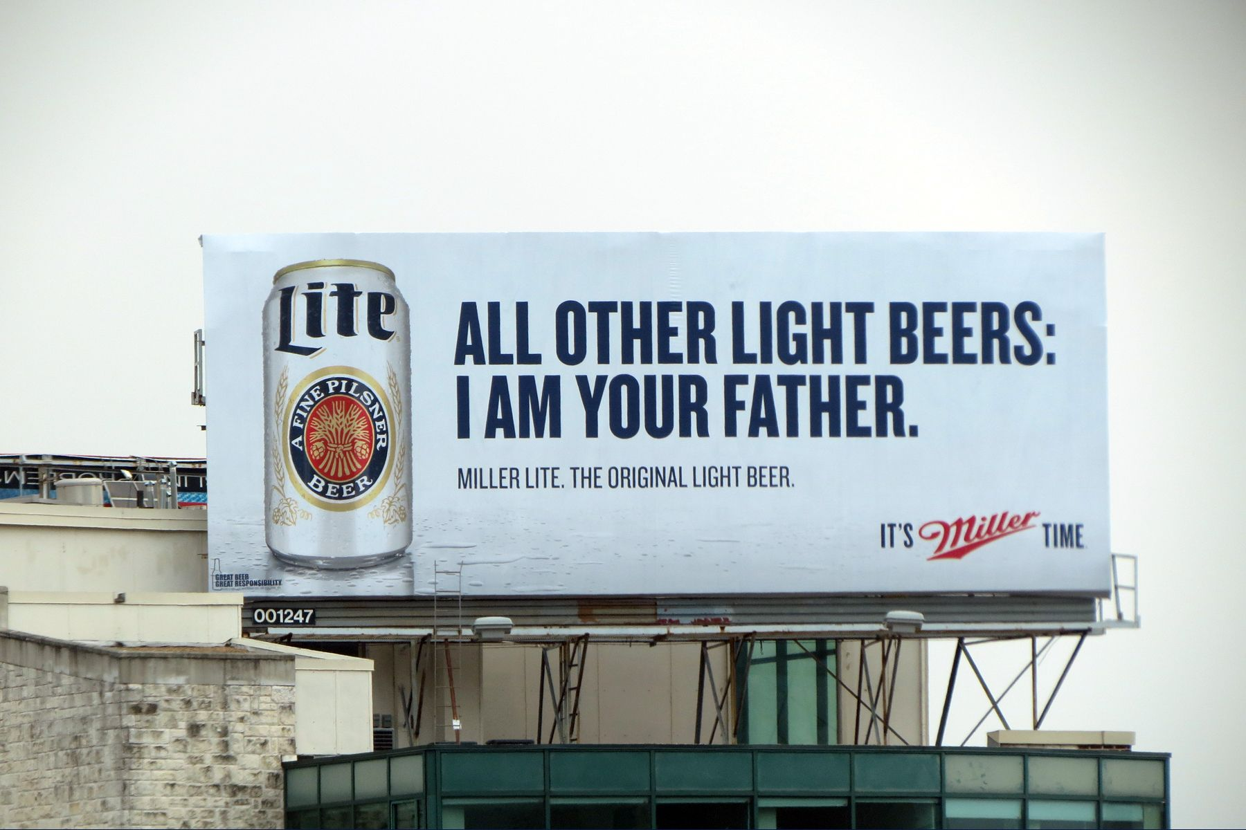 Bikini billboard coors light