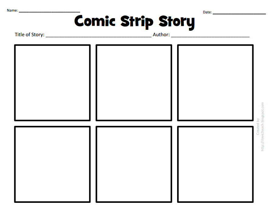 Comic Strip Story.pdf - Google Drive