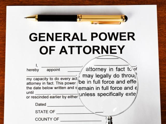 HttpWwwFeamanlawCom  Can You Challenge A Power Of Attorney
