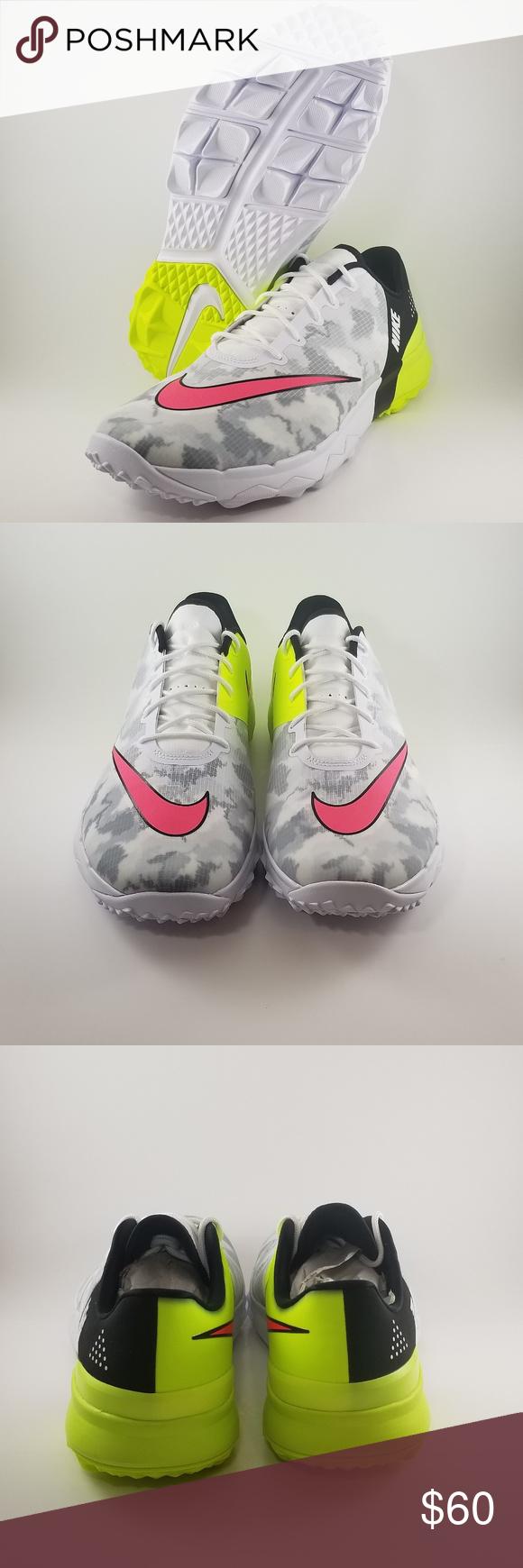 500982209d1a Nike FI Flex Golf Shoe Nike FI Flex Golf Shoe Color  White Racer Pink