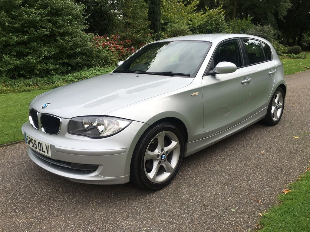BMW 1 SERIES Sport - Cash Weekly from Petrol, Manual, Hatchback, Mileage: -  Used car finance at Socialmotors