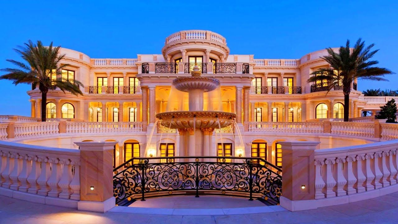 159 000 000 Extraordinary Florida Mansion Is One Of The World S Most Expensive Homes Youtube In 2020 Florida Mansion Mansions Expensive Houses