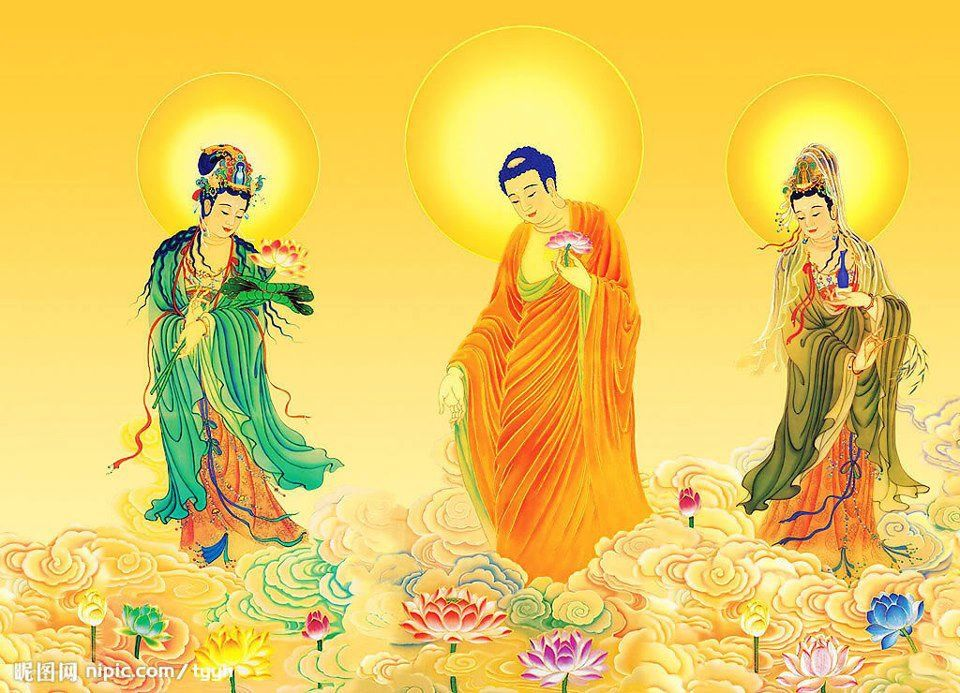 Pictures of three Pure Land Sages - PURE LAND BUDDHISM IS THE BEST ...