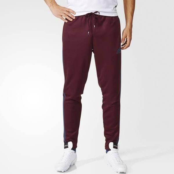 ladies maroon athletic pants