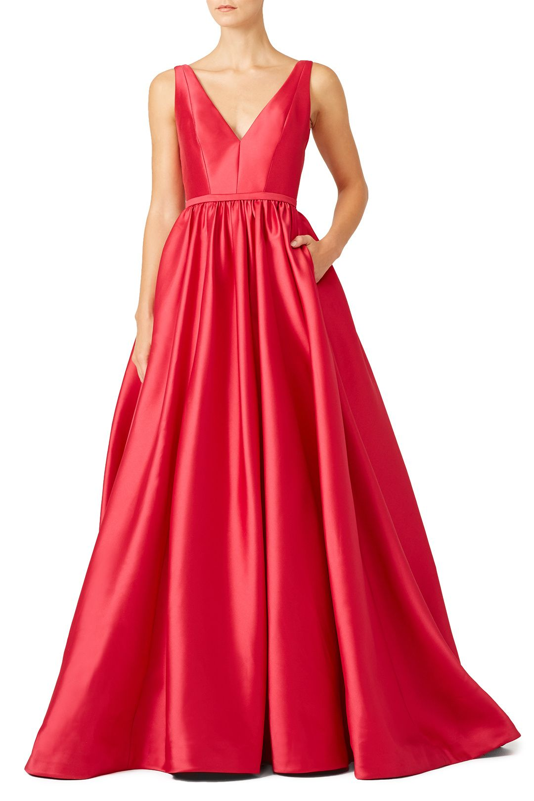 Pomegranate Gown | Monique lhuillier, Pomegranates and Gowns