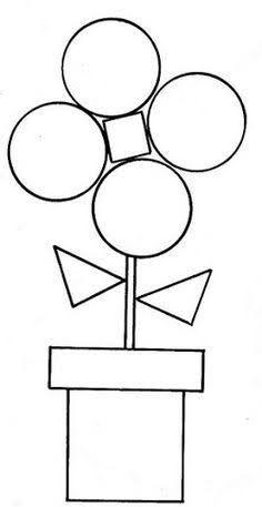 Fichas De Geometria Con Imagenes Figuras Geometricas Para