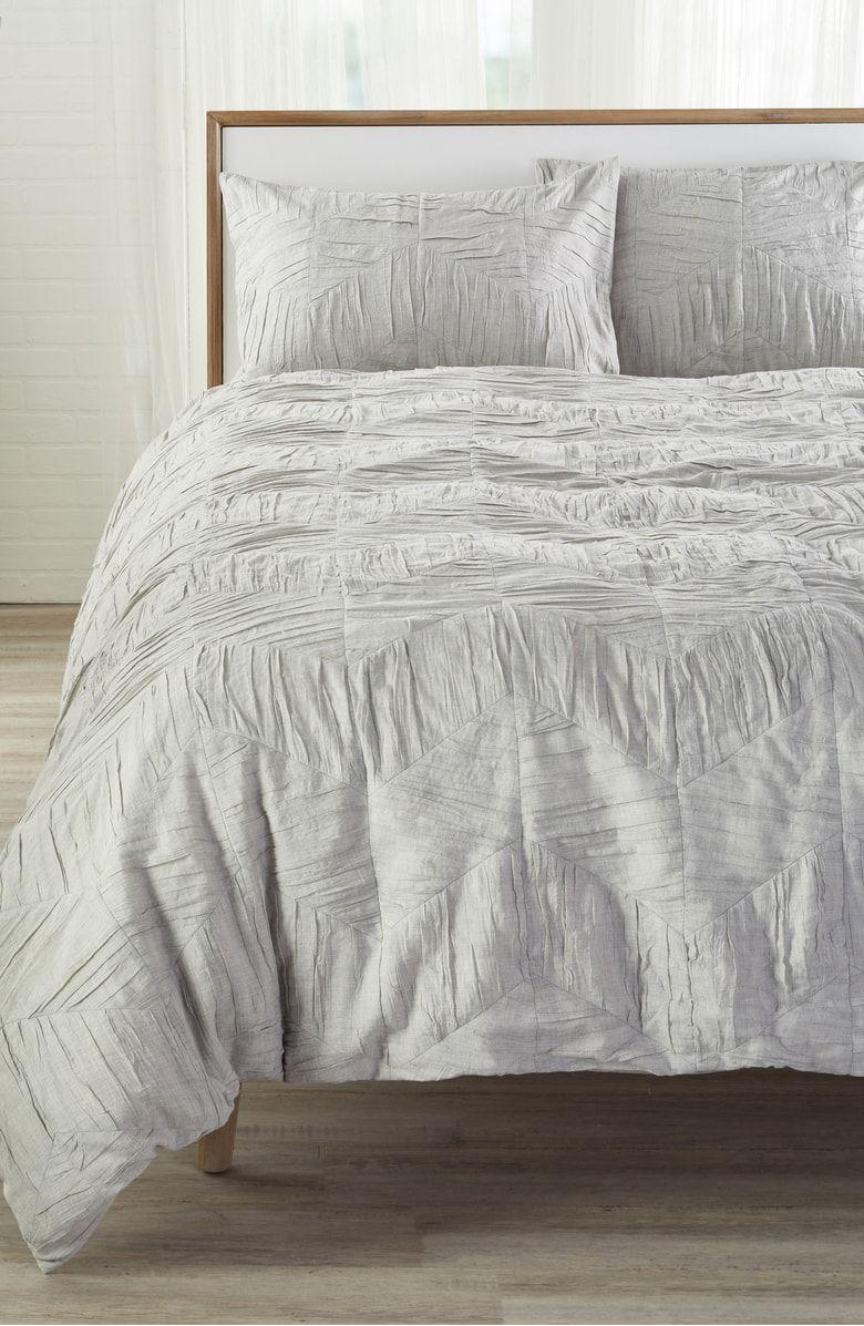 At Home Selene Heathered Duvet Cover Modern Bedroom Interior Cheap Bed Sheets Nordstrom Bedding