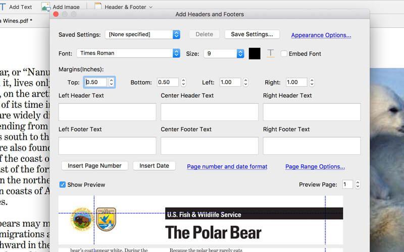 Foxit Software PDF Editor Mac, Edit PDF Files on Mac