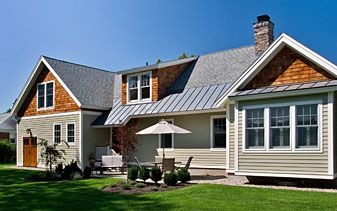 Craftsman Style Homes Exterior Ranch Curb Appeal
