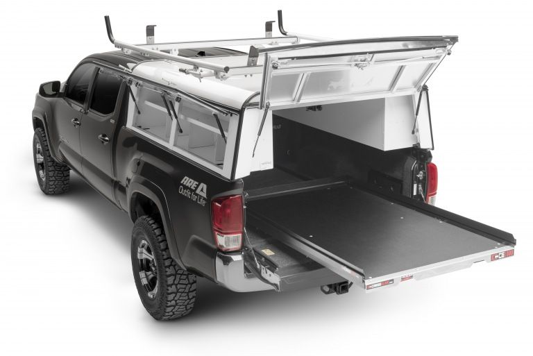 Toyota Tacoma Year Range 2016 Current Truck Canopy Truck Toppers Truck Accessories