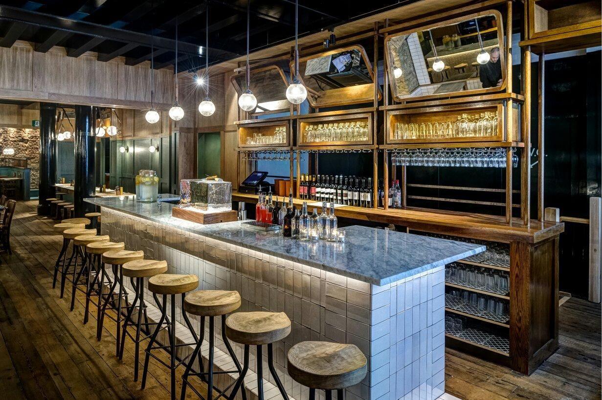 Flat Iron Henrietta Street London Pub Decor Restaurant