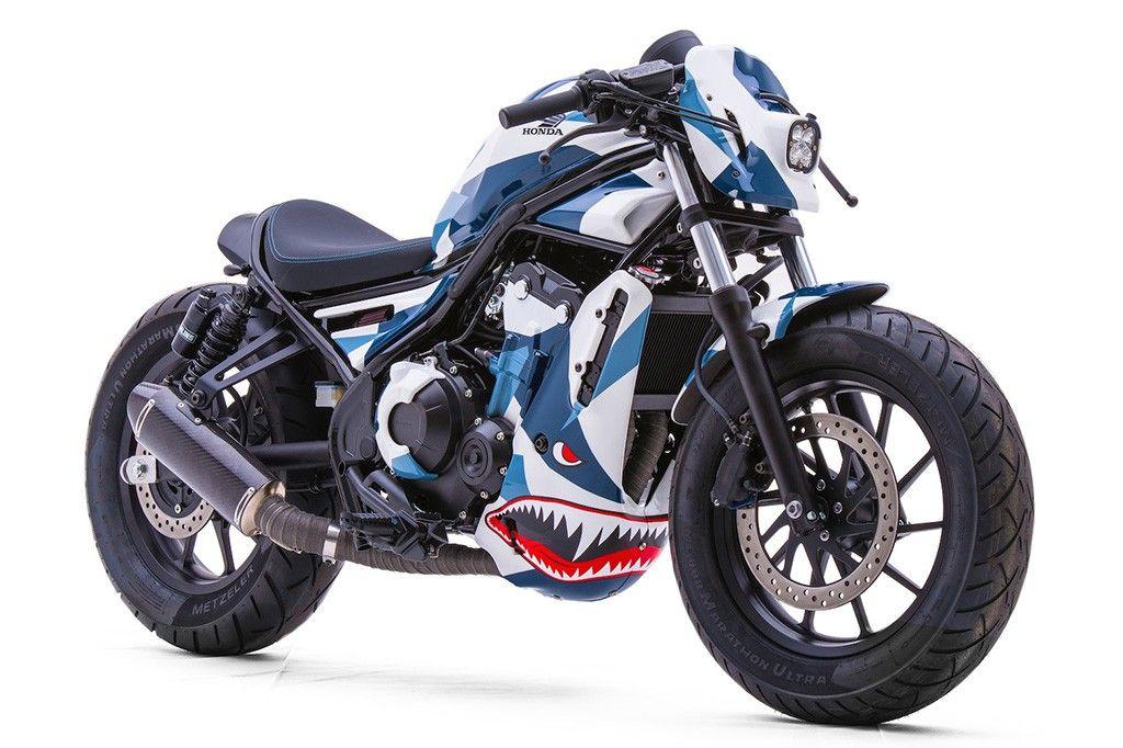 2017 honda rebel 500 custom 1 moto bike pinterest. Black Bedroom Furniture Sets. Home Design Ideas