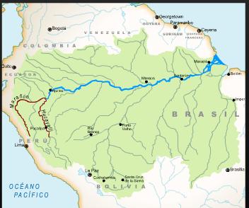 Ro amazonas geografa fsica pinterest ro amazonas altavistaventures Choice Image