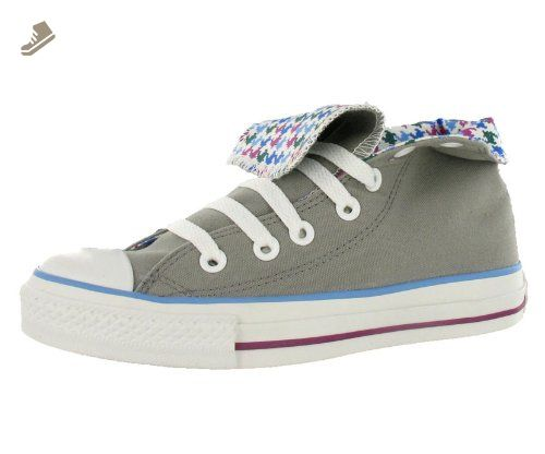 b6ee13a74ed3 Converse All Star Chuck Taylor Roll Down Hi Unisex Shoes Size US 4 ...