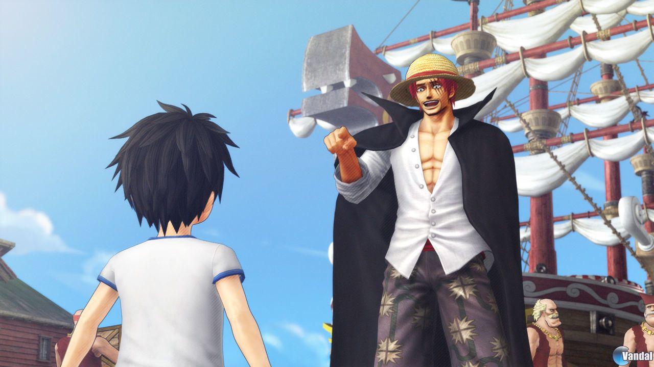 #OnePiece3 #PirateWarriors3 #Shanks Para más información sobre #Videojuegos, Suscríbete a nuestra página web: http://legiondejugadores.com/ y síguenos en Twitter https://twitter.com/LegionJugadores