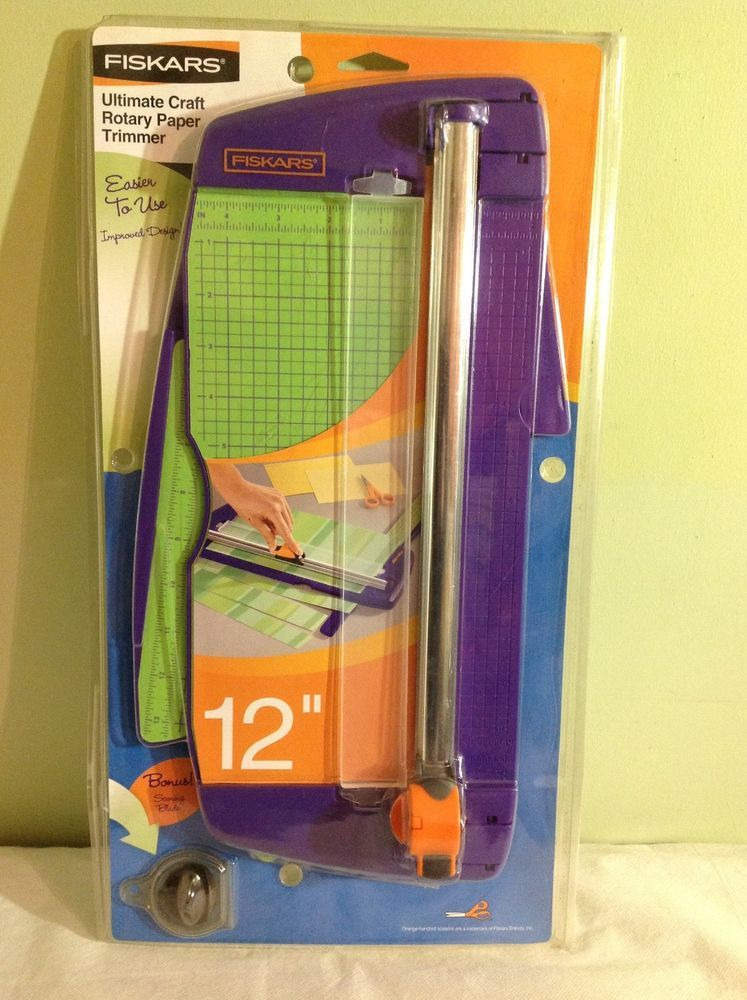 Portable Paper Cutter : portable, paper, cutter, FISKARS, Ultimate, Craft, Rotary, Paper, Cutter, Trimmer, Portable, #9643, #Fiskars, Fiskars,, Crafts,, Crafts