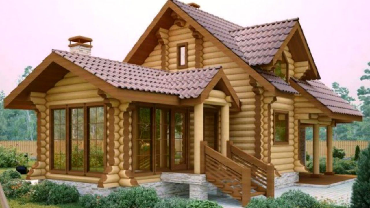 Over 70 Wood House And Tree Wood House Design Ideas Part1 Youtube