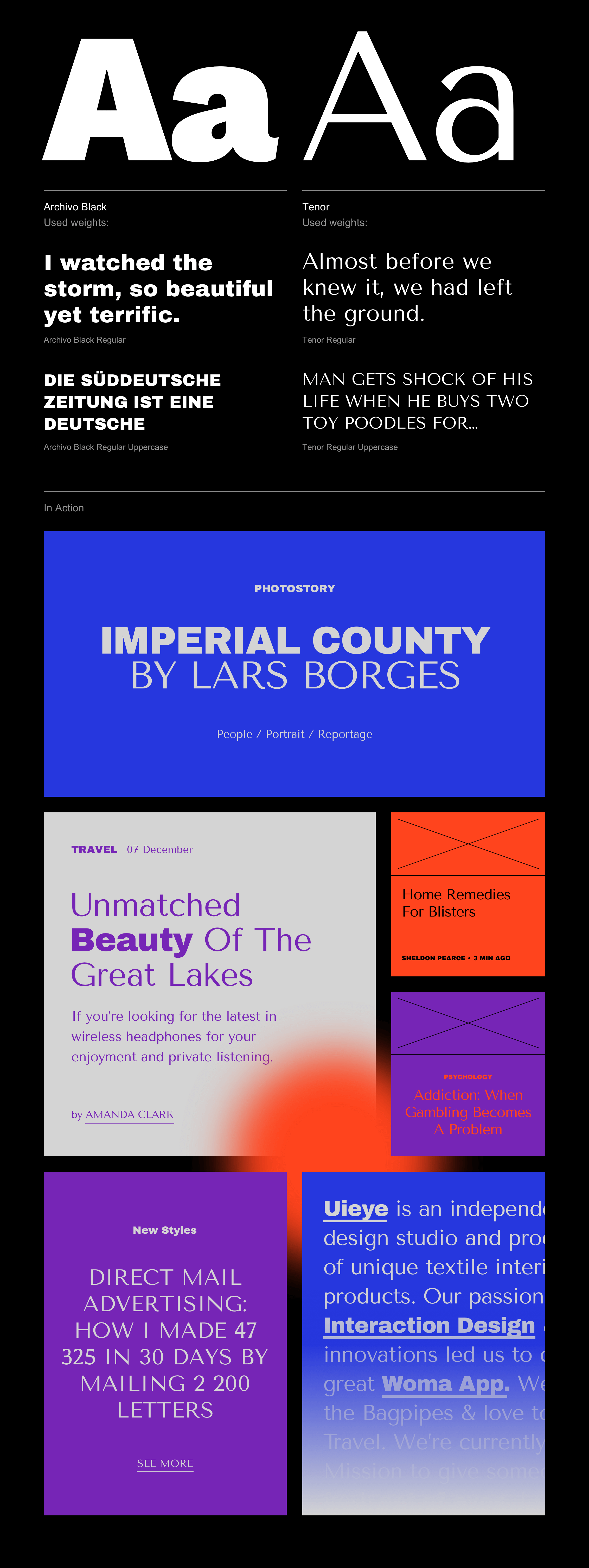 5 Trendy Google Font Combinations For Your Next Design