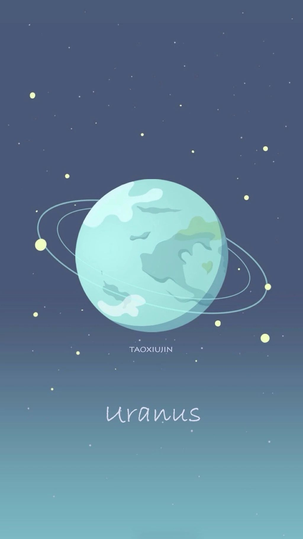 IPhone Gravity Of Uranus Wallpaper Iphone