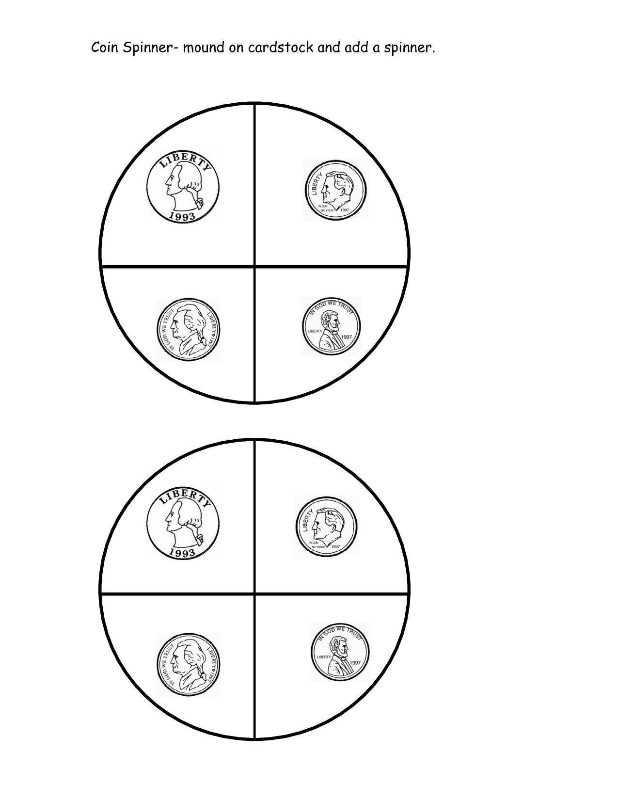 Coin Spinner