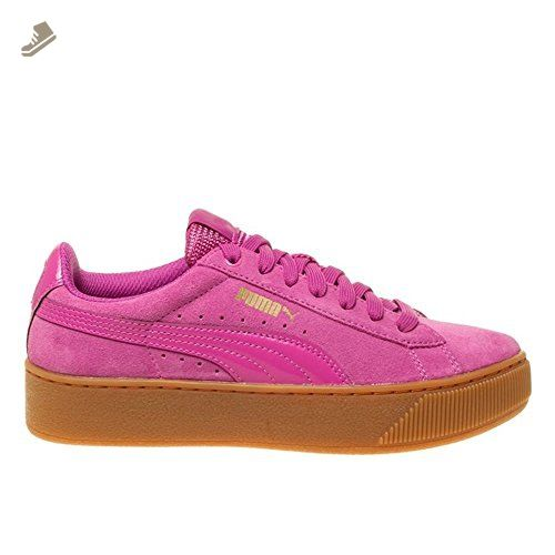 Puma - Vikky Platform - 36328704 - Color: Pink - Size: 9.0 - Puma