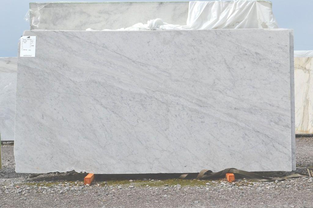 5 Cm White Carrara Marble Marble Slab Neworleans Stone