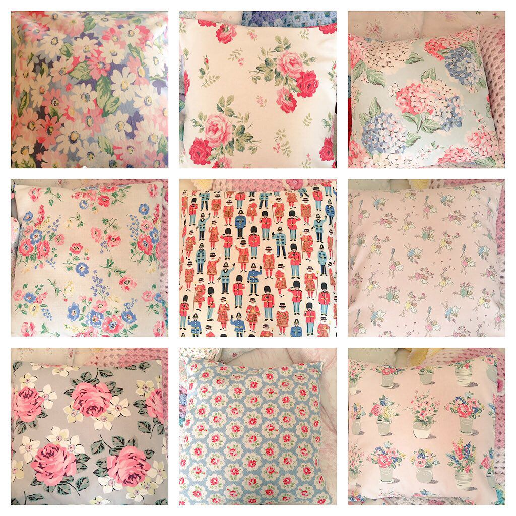 Cath kidston fabric cushion covers are now 650 from my ebay shop cath kidston fabric cushion covers are now 650 from my ebay shop stores doublecrazyfo Images