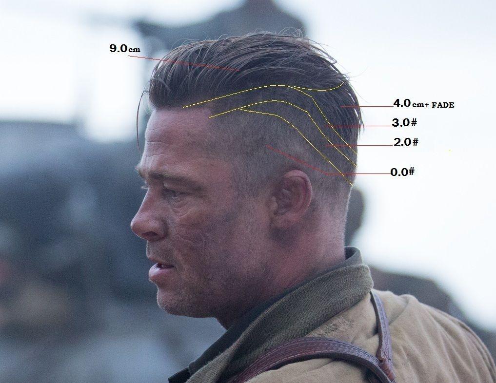 the 25 best fury haircut ideas on pinterest brad pitt