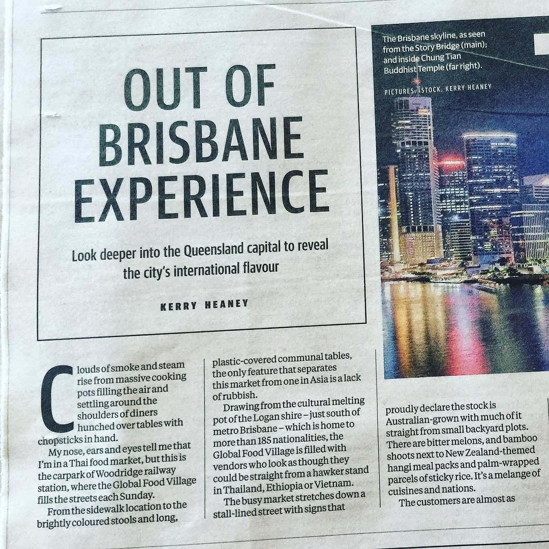 What say you Brisbane? Where do you find your out-of-Brisbane experiences?  I've shared mine in  @escapetravelau @escapesnaps today. Are you surprised by what I found?