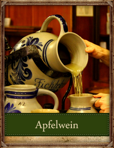 Apfelwein Restaurant Fichtekränzi, Frankfurt am Main