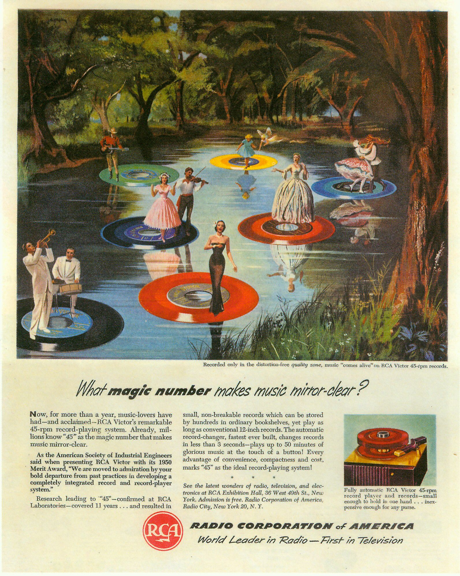 Retro RCA Victor ad. Vintage humor, Funny ads, Music lovers