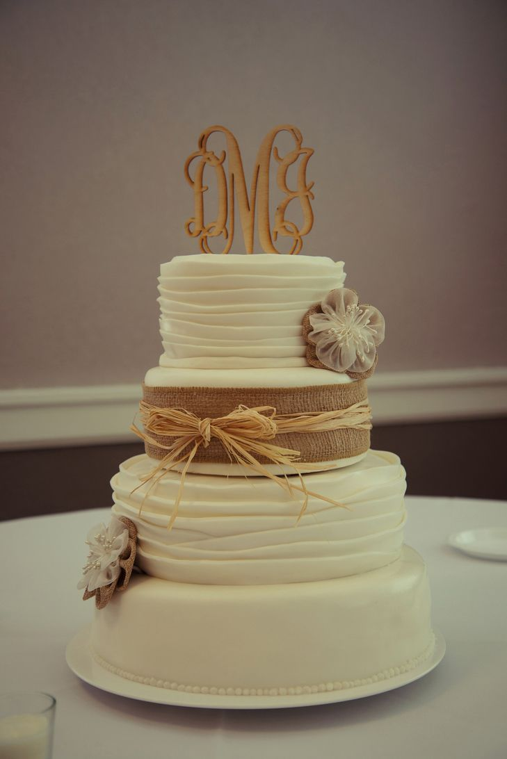 Wooden antler cake topper personalized cake topper monogram wedding cakes rustic and elegant yahoo image search results biocorpaavc Images