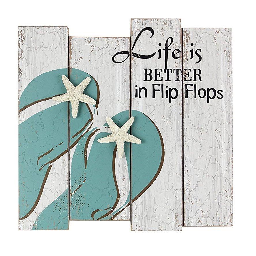 100 Flip Flop Decorations For 2020 Diy Wood Signs Decorating