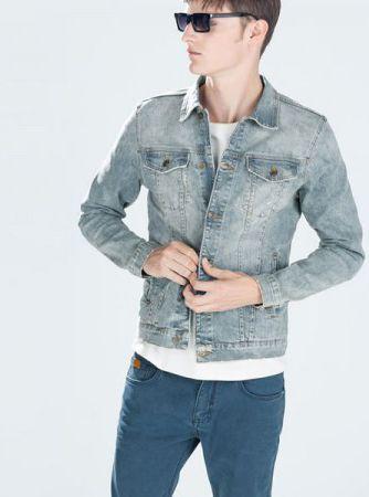 Zara Autumn 2014 Men's Lookbook