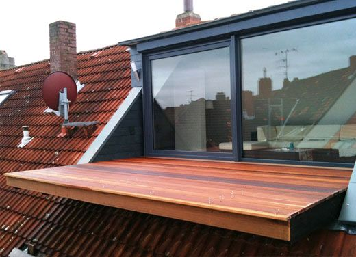 images 01 terrasse dachbodenausbau pinterest dachterrassen. Black Bedroom Furniture Sets. Home Design Ideas