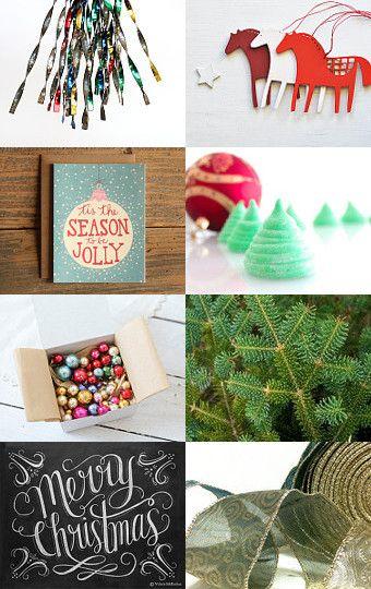 Tis the Season to be Jolly by Major Tom on Etsy-- #xmas #christmas https://www.etsy.com/nz/shop/MajorTomJewellery