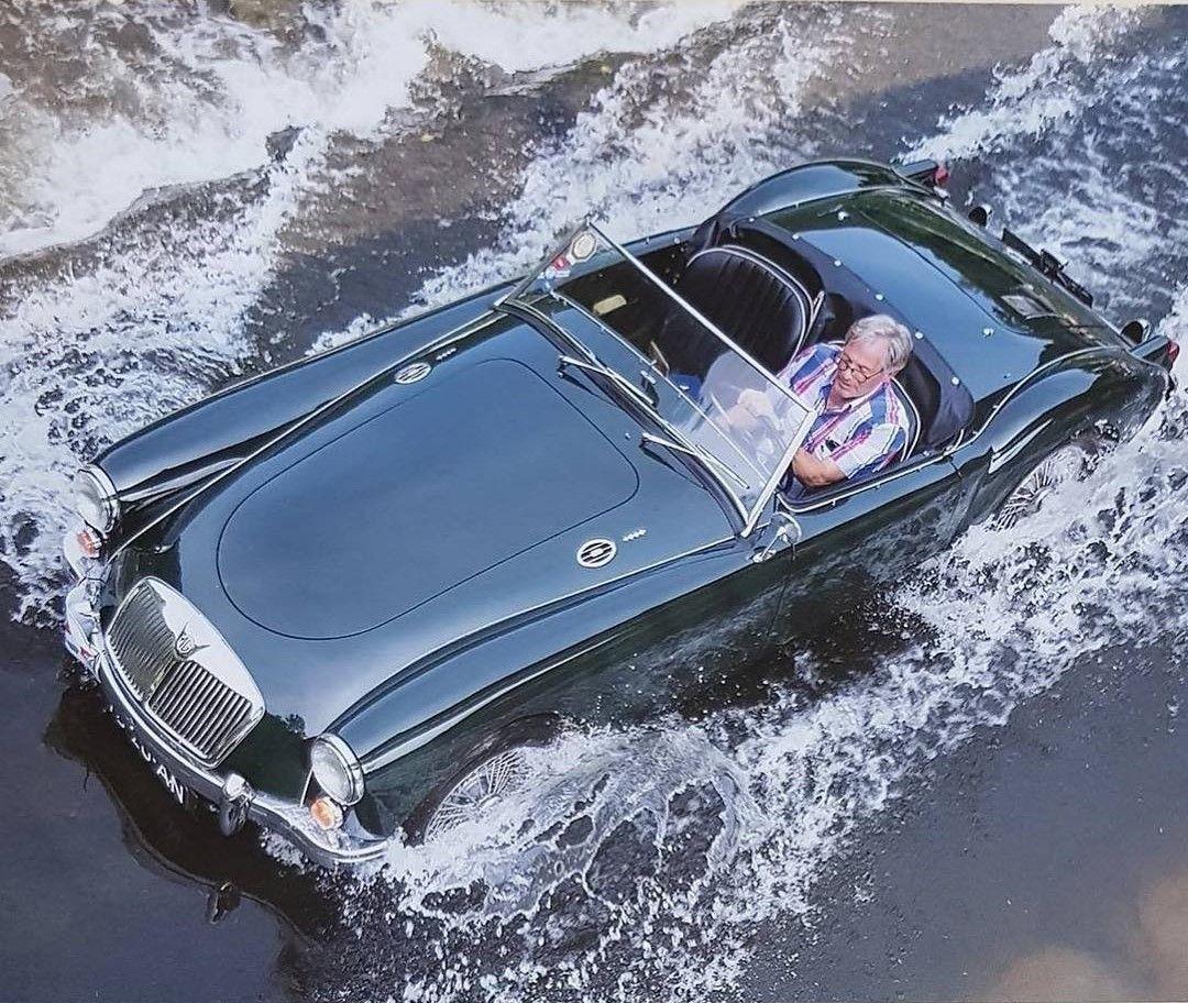 MG Car Club Sweden Mg cars, Car club, Sports car
